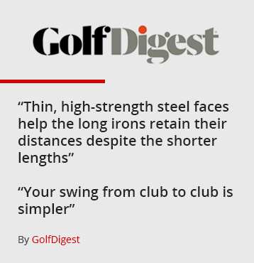 Sterling Single Length Irons