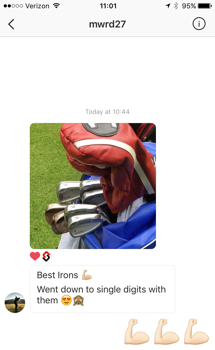 Sterling Single Length Irons, the Best