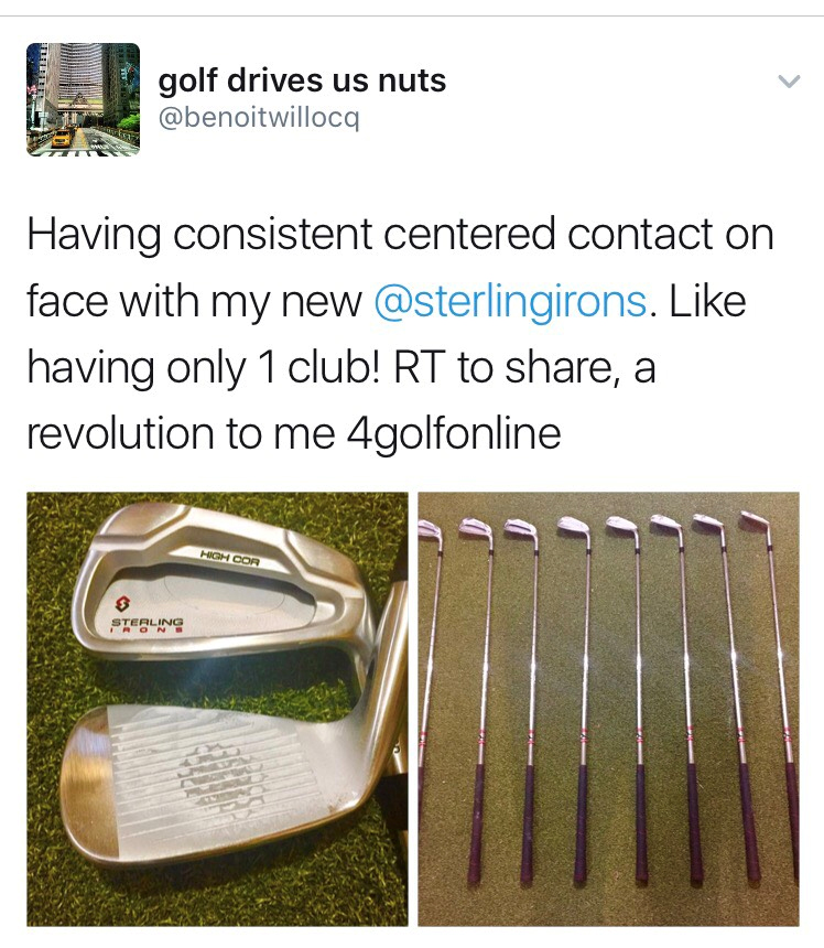 Single Length Irons, revolution