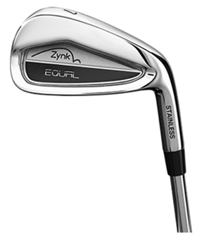 Zynk Golf EQUAL one length irons