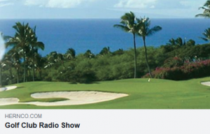 Happy to be a 4-time returning guest on Danielle Tucker's The Golf Club Radio Show