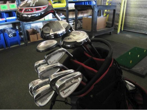 With over 300 original & innovative designs to his name, what irons does Tom Wishon choose to play
