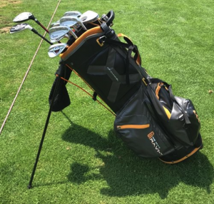 SPOTTED: another set of @sterlingirons #singlelengthirons at the driving range