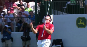 Congratulations to Bryson DeChambeau on his first PGA TOUR victory at the John Deere Classic