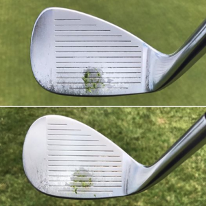 Foot Powder Spray can be useful for chipping practice