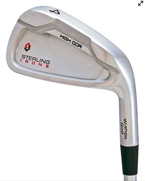 Have you been waiting to add the 4-iron to your set