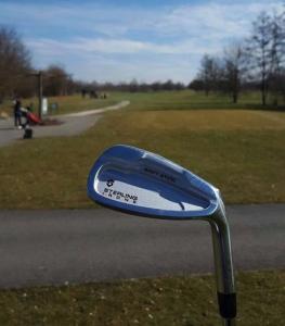 It's February but summer greens are open at GolfPark Otelfingen!