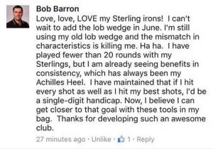 Love, love, LOVE my Sterling Irons