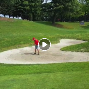 Think you can't play good short game shots with #singlelengthirons.