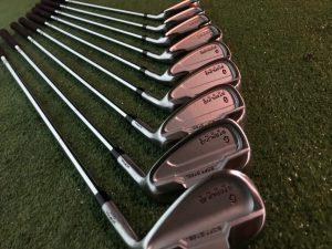 GolfAidReviews.org reviews Sterling Irons single length irons